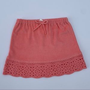 """New Janie and Jack Vintage Skirt """"Parrot Beach"""""""